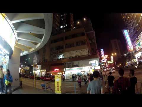 Hong Kong Nathan Road 11 05 2013 part1