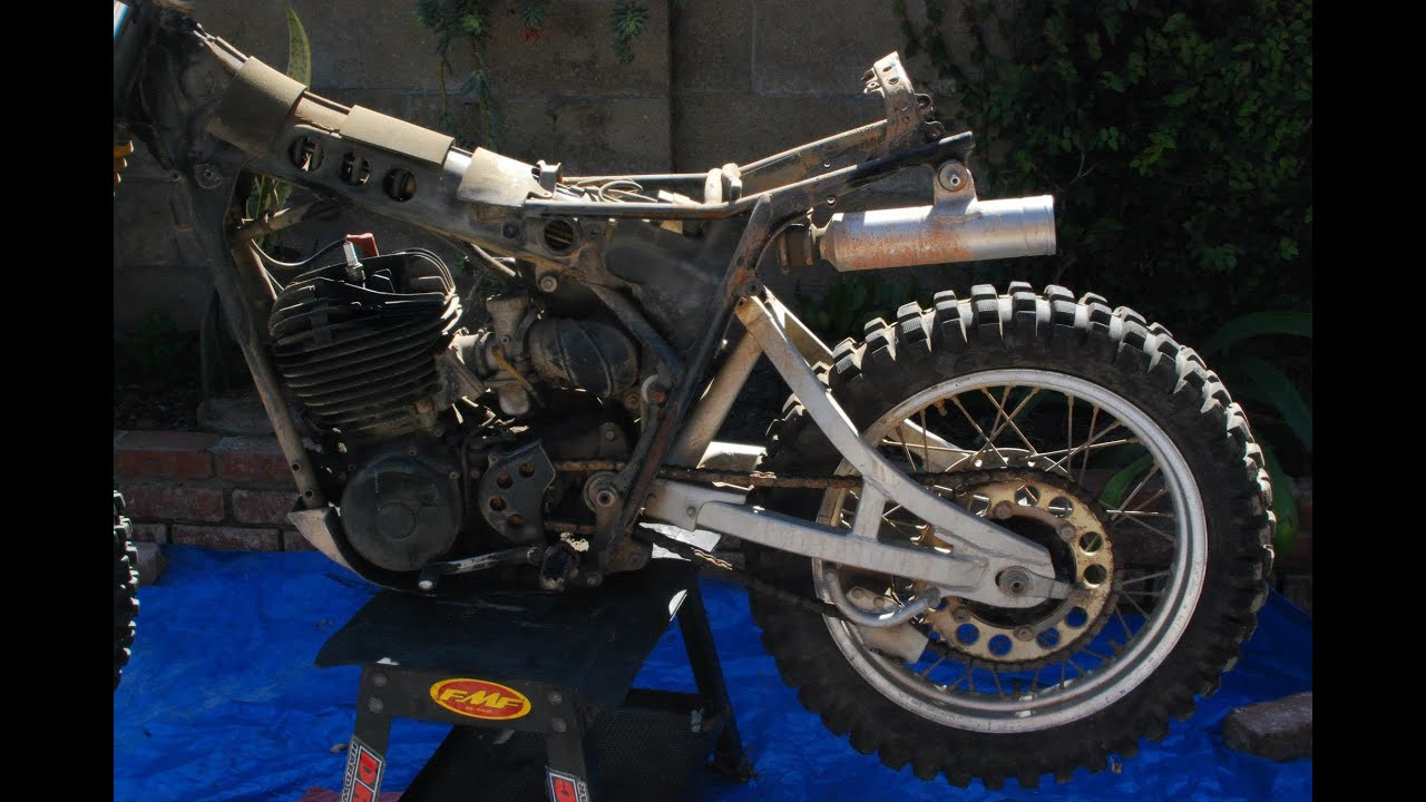 79 1979 IT 250 IT 250 Yamaha  Gasket Kit