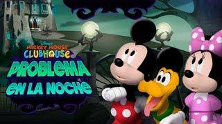 La Casa de Mickey Mouse: ¡Problema en La Noche! - Disney Junior