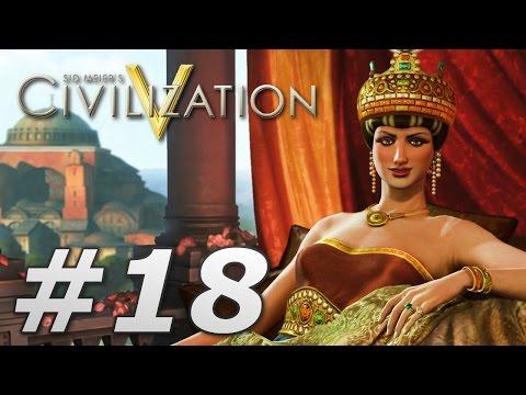 Civ 5: Community Balance | Byzantium - Surrounded (Part 18)