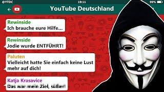 REWI BRAUCHT HILFE! | YouTuber in einer WhatsApp Gruppe