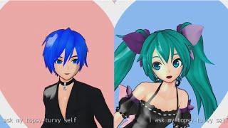 Two-Sided Lovers - [Kaito x Miku] Cover