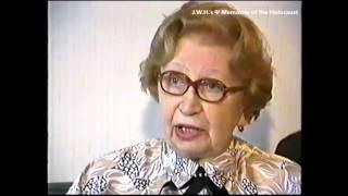"Miep Gies - ""Herinneringen aan Anne Frank"" - 1987"