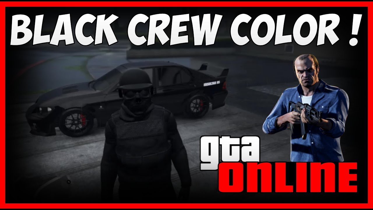 how to make a crew on gta v