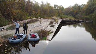 РЫБАЛКА и КРАСОТА этой реки УДИВИЛА Сплав по реке Псёл