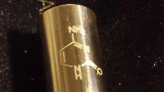 VaporDNA 24K Gold Drip Tip & Ono Kine - Kilauea e-Juice Reviewed