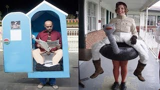 Most Creative and Funniest Costumes Ever | Best Halloween Costume Ideas |