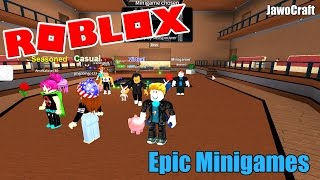 Minihry v minihre | Roblox #3 | jawocraft | SK/CZ