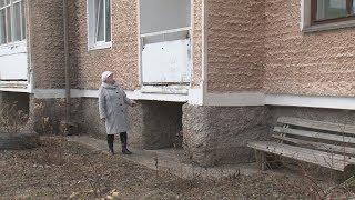Пенсионерка платит банку... за воздух на лоджии