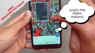 how to measure distance on google maps  using android screenshot 5
