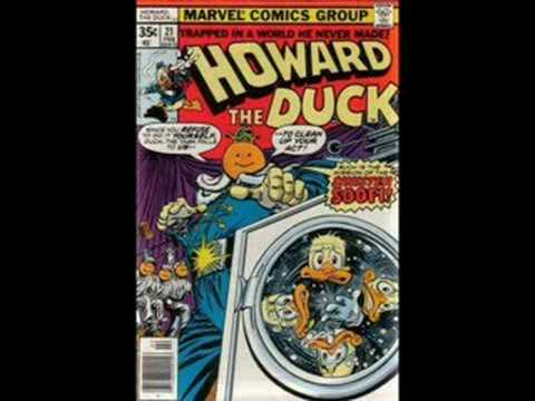 Howard The Duck - A Tribute