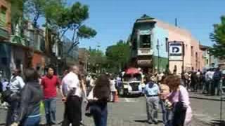 #Argentine Vidéo de la capitale Buenos-Aires