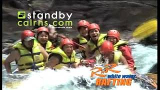 Cairns Adventure Tours - White Water Rafting Thumbnail