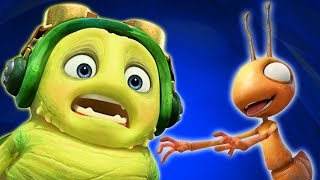 CHOWSER IN TROUBLE!? | Insectibles | Animated Adventure Cartoon for Kids by Oddbods & Friends