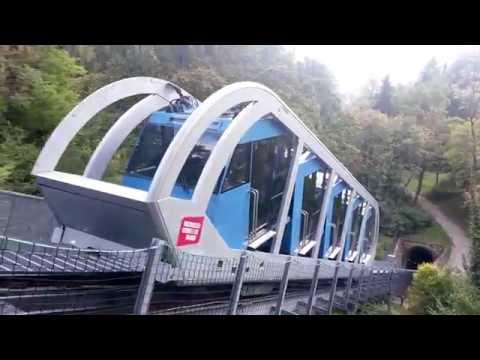 Hungerburgbahn Funicular Innsbruck Austria