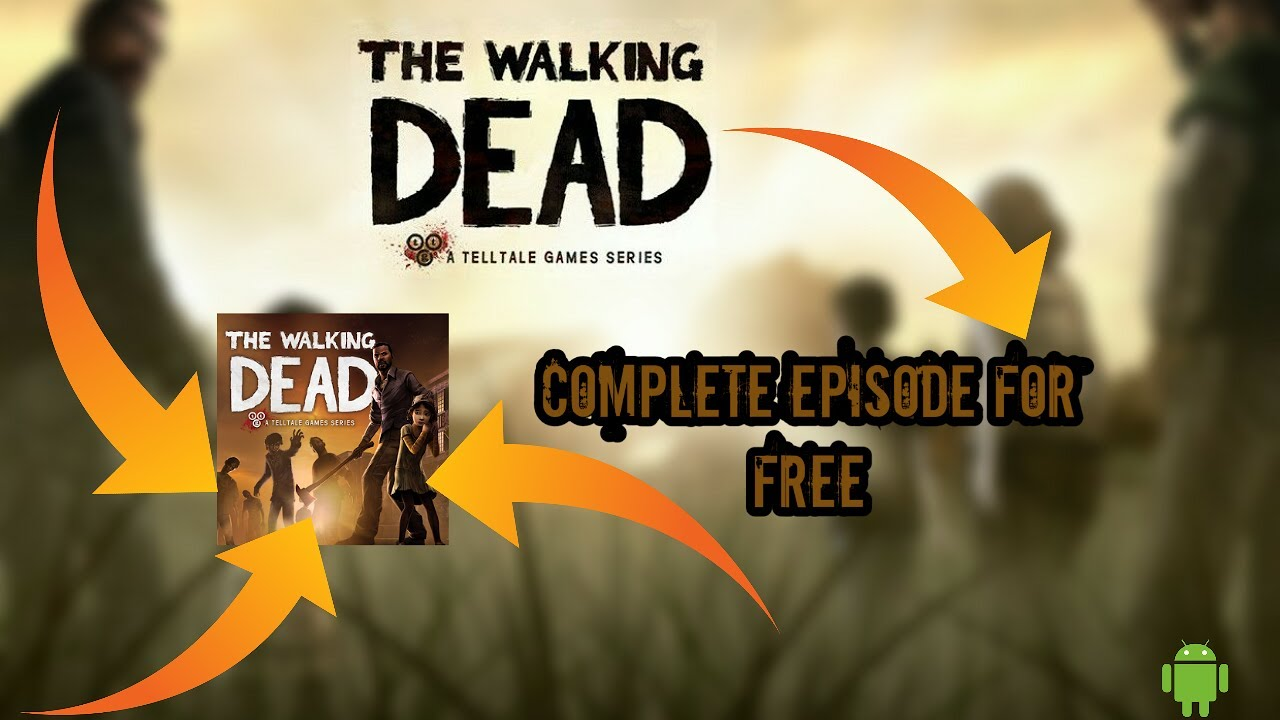 How to download The Walking Dead Season 1 with all unlocked episode