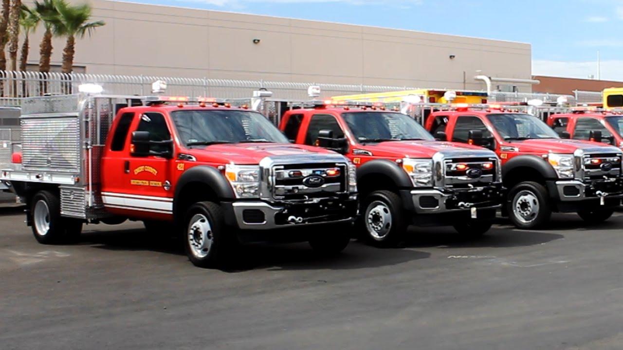 Emery County Brush Type 6 REBEL Brush Trucks - Electrical ...