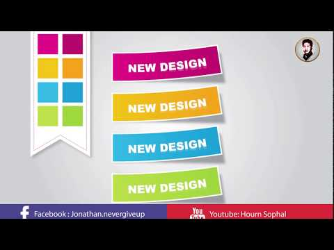 How to make banner by illustrator cc 2018