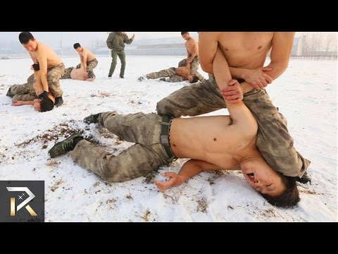 10 Most BRUTAL Martial Arts Trainings