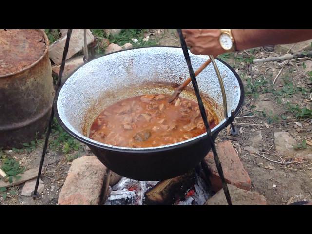 2015 Métatábor - Rácz Gyuszi főz -