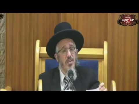 """מי שמנסה לקבור אותך, מכין לך במו ידיו את הישועה! הרב יוסף מוגרבי שליט""""א"""