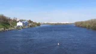 Наводнение (паводок) Гомель 2013.04.26