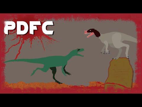 PDFC - Marshosaurus vs Proceratosaurus