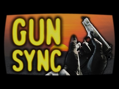 Rainbow Six Gun Sync   NerdOut! - Rainbows In The Dark