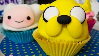 Nerd Bites: Let's Make Finn Cakes!