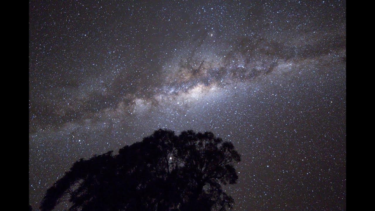 Stargazing at Siding Spring Observatory