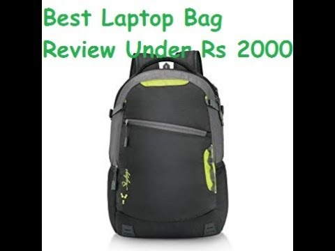 1c6f62638278 Skybags Teckie 04 Laptop Backpack Best Laptop Bag Unboxing and Review