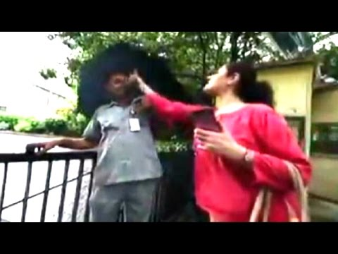 Turkish Woman Arrested For Slapping Delhi Police S I  | India Tv