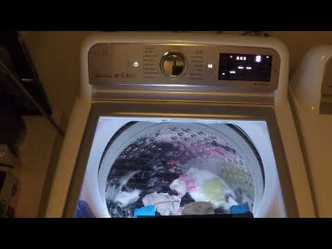 LG 5.2 CU. FT. Mega Capacity Top Load Washer with Turbowash™ Technology