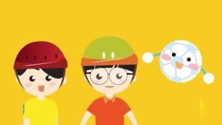 Hoạt hình cho bé l Kỹ năng an toàn [Tập 131 - 140]