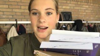'Nou, daar gaan we dan!' - examenvlog #4