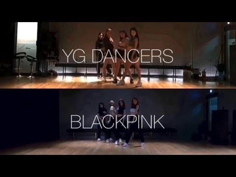 DDU-DU DDU-DU // YG DANCERS ✕ BLACKPINK // DANCE PRACTICE