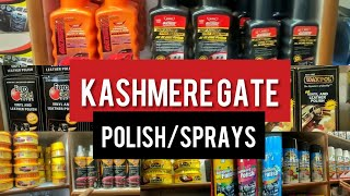Car Polish, Dashboard, Tyre, Wax, Spray Polish  Chrome, Metallic, Paint Sprays   Kashmiri Gate,Delhi
