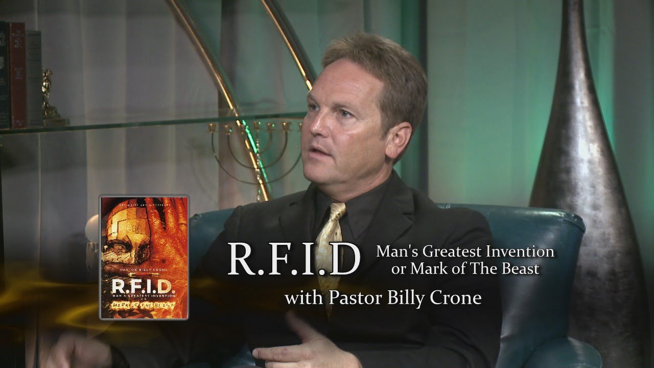 Billy Crone: RFID - Man's Greatest Invention or Mark of ...