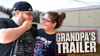 BUYING OUR OLD TRAILER!!