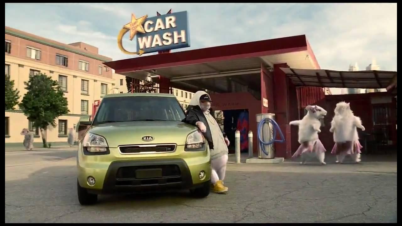 Kia Soul 2010. New Hamster Commercial   YouTube