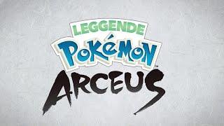 Leggende <b>Pokémon</b>: Arceus. Una regione nota... una nuova storia ...