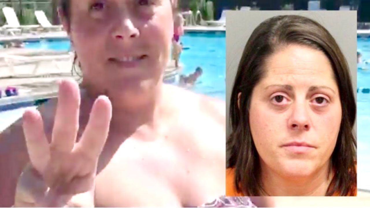 South Carolina Woman Becomes Confrontational With 2 Black Teens At A Public Pool.