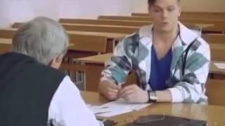 Анекдоты  Студент сдает экзамен  СУПЕР ПРИКОЛ