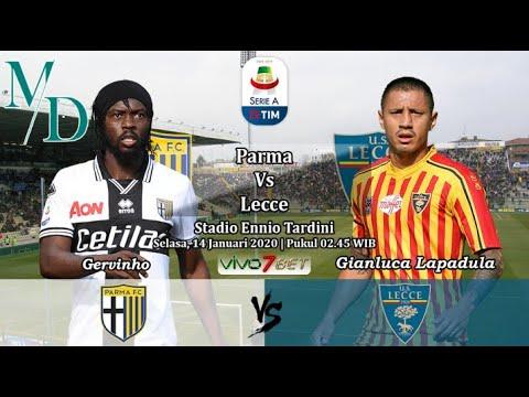 Parma Vs Lecce  Youtube