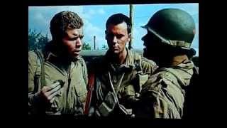 Ryan Hurst in Saving Private Ryan