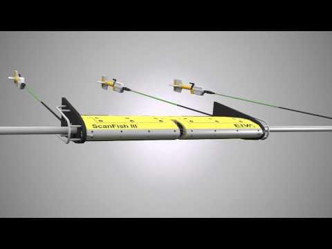 ScanFish Katria - Intelligent wide-sweep ROTV for magnetometer surveys