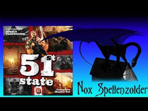 51st State - Complete Master Set (NL)