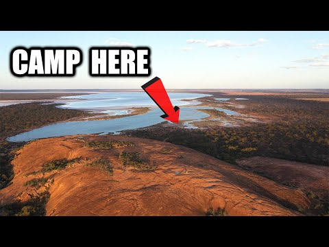solo-hiking-and-camping-at-baladjie-rock,-western-australia