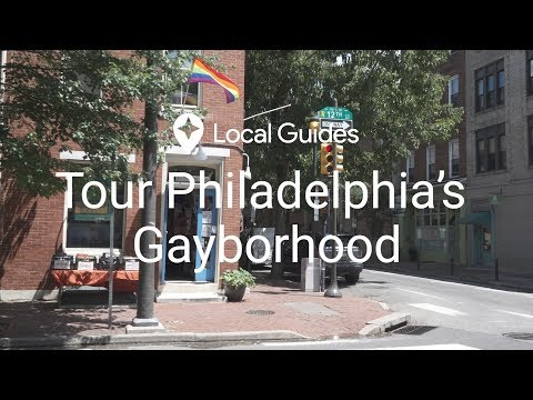 Tour Of Philadelphia's Gayborhood - Local Guides