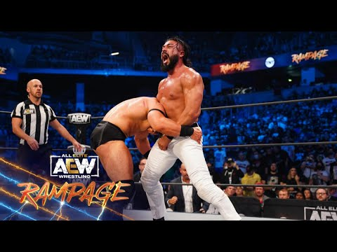 You Decide. Pac or Andrade El Idolo - Who Came Out on Top? | AEW Rampage, 9/10/21